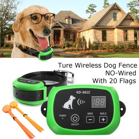 Kd 661c Pet Fence Ture Wireless Dog Fence Containment