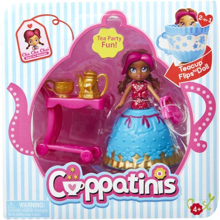 Cuppatinis Cha Cha Chai And Accessories