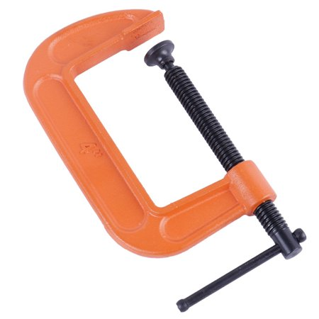 """G Clamp Woodworking Clip Thickening Type Fast Clamp G-type Tool 1"""" - image 4 of 7"""
