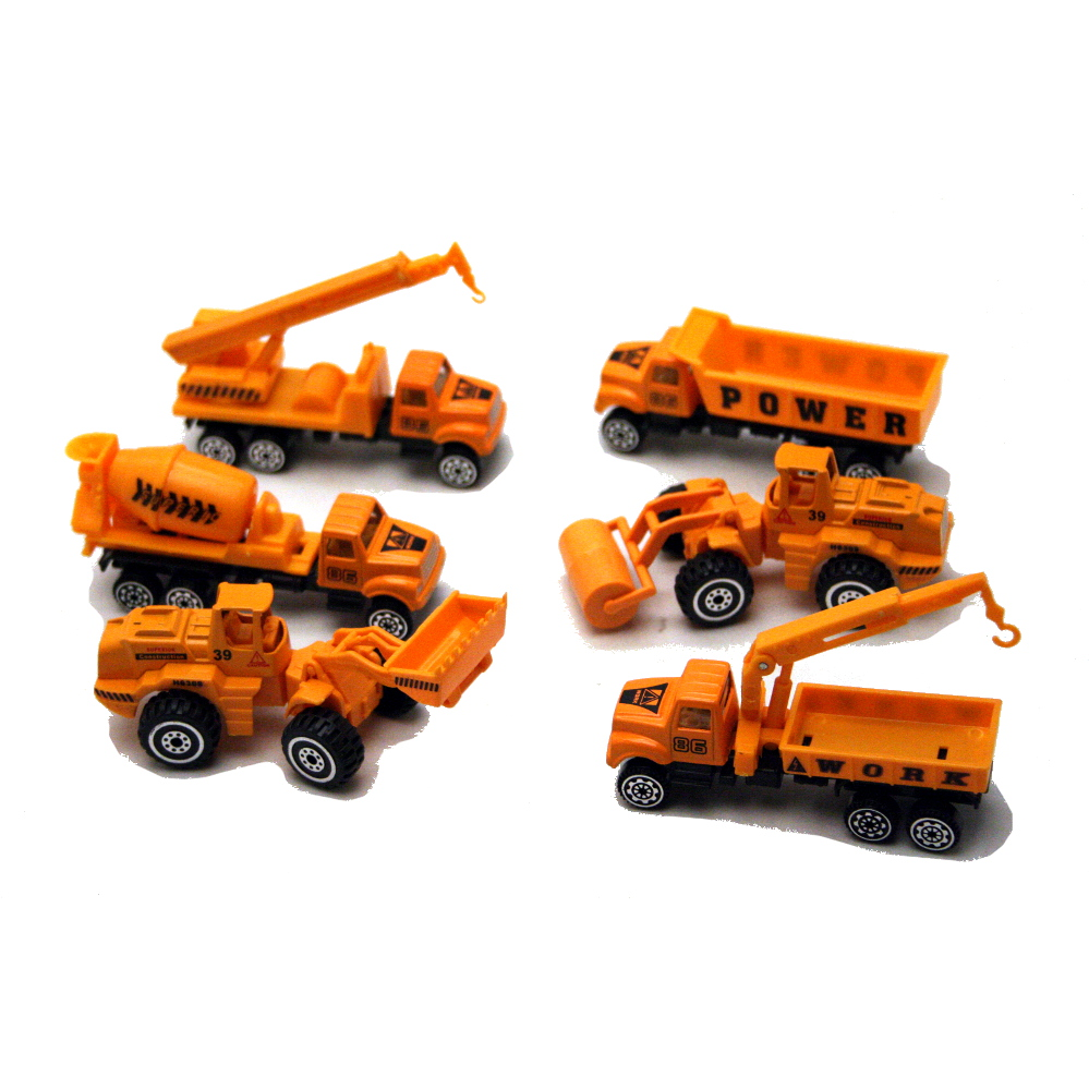 Die Cast ConstructionTrucks by HAYES SPECIALTIES