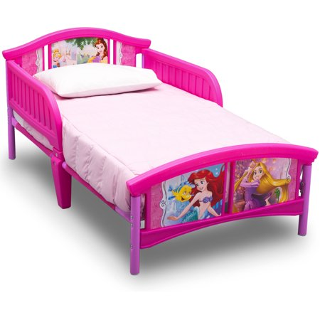 Toddler Disney Princess Plastic Bed - Delta Children