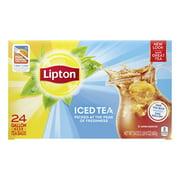 Lipton Gallon-Sized Iced Unsweetened Tea, Tea Bags 24 oz 24 Count