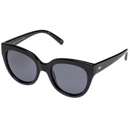 "Le Specs ""Crazy In Love"" Cat Eye Polarized Sunglasses by Le Specs"