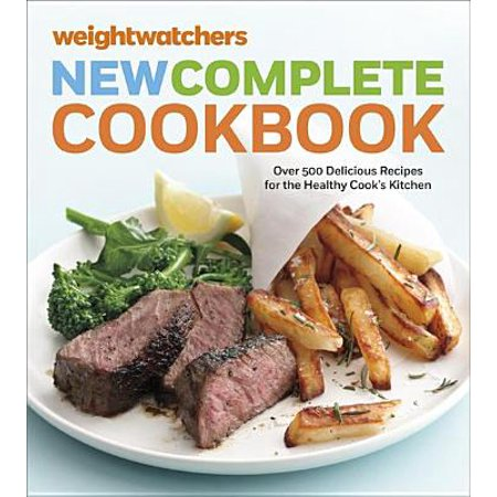Weight Watchers New Complete Cookbook, Fifth Edition -