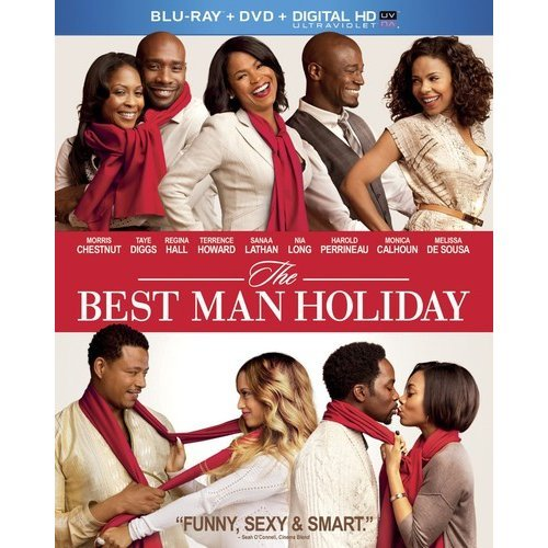The Best Man Holiday (Blu-ray   DVD   Digital HD) (With INSTAWATCH)