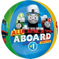 """Thomas and Friends The Tank Engine Orbz Balloon 16"""""""