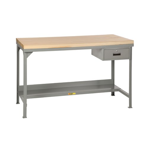 Little Giant USA Welded Butcher Block Top Workbench by Little Giant USA
