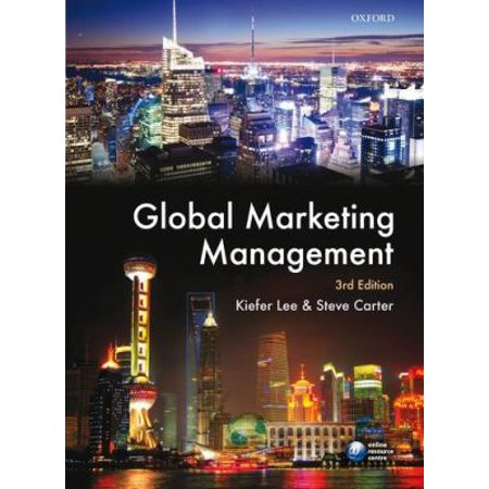 Global Marketing Management: Changes, New Challenges, and Strategies