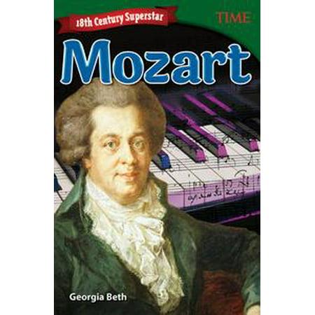18th Century Farmhouse (18th Century Superstar: Mozart - eBook )