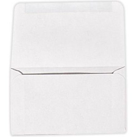 6 3/4 Remittance Envelopes (3 5/8 x 6 1/2 Closed) - 24lb. Bright White (1000 -