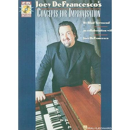 Joey Defrancesco's Concepts for Improvisation ()