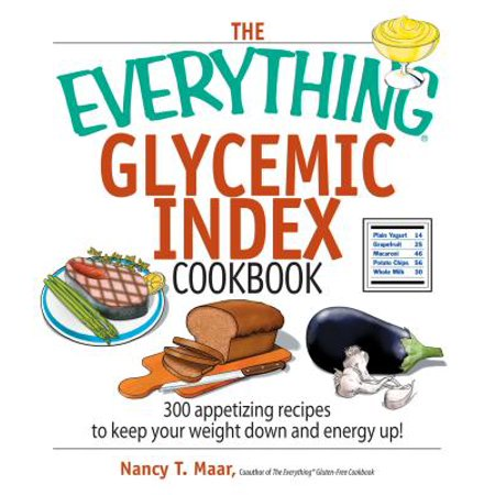 The Everything Glycemic Index Cookbook - eBook