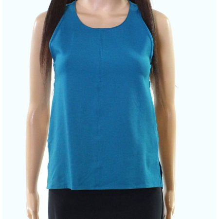 Trouve Women's Split Back High Low Tank Cami Top (Split Back Tank)
