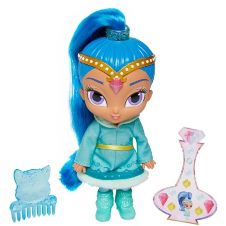 Shimmer and Shine Winter Wishes Shine