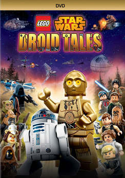 Lego Star Wars: Droid Tales (DVD) by Buena Vista