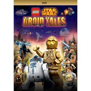Lego Star Wars: Droid Tales (DVD) by Buena Vista