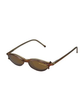 9df586861b25 Product Image New Smartclip 903 Mens/Womens Cat Eye Full-Rim Honey / Pearl  With Brown