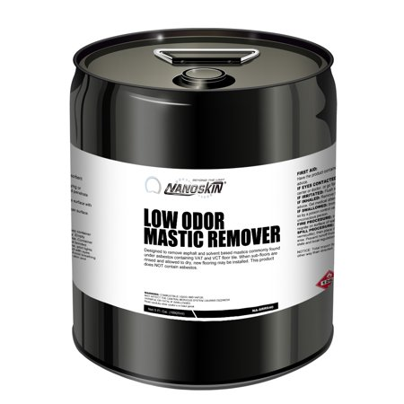 Nanoskin (NA-LOM640) LOW ODOR MASTIC REMOVER - 5 Gallon
