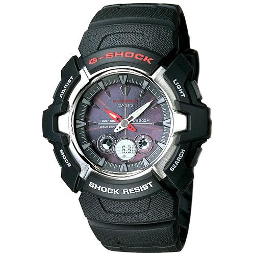 Casio Atomic Timekeeping Watch