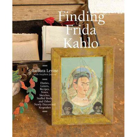 Finding Frida Kahlo/ Encontrando a Frida Kahlo