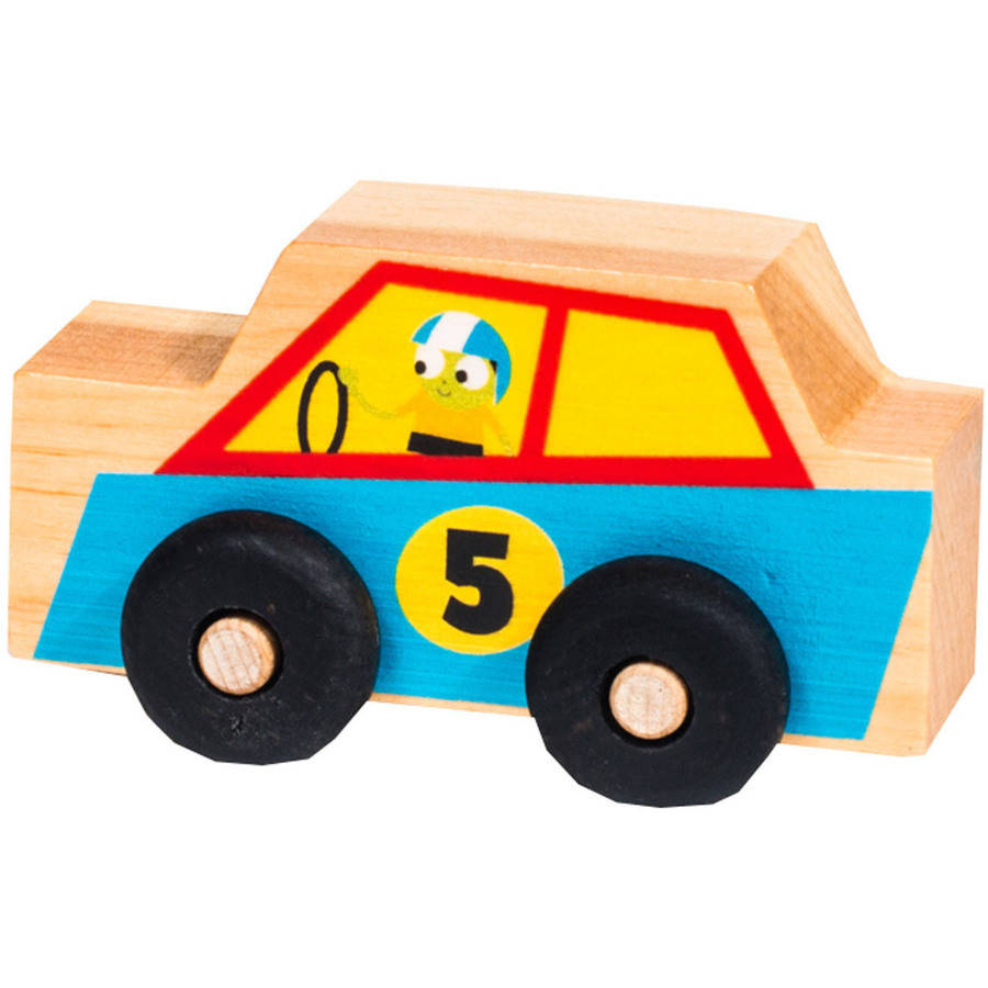 PBS Kids Race Car
