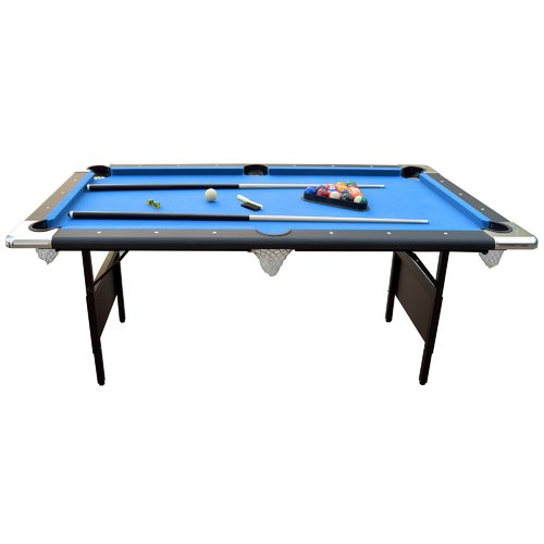 Hathaway Games Fairmont Portable 6' Pool Table