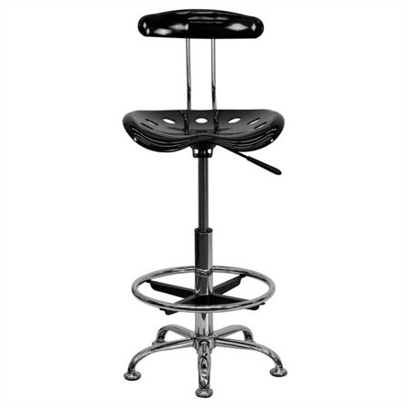 seat to call furniture eurway order modern tractor stool drafting black