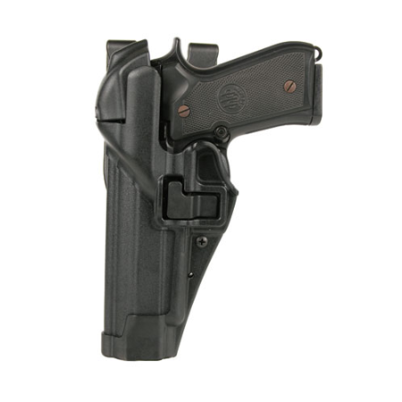 BLACKHAWK! Serpa Level 3 44H108BK-R Holster Sig Sauer 2022, Black