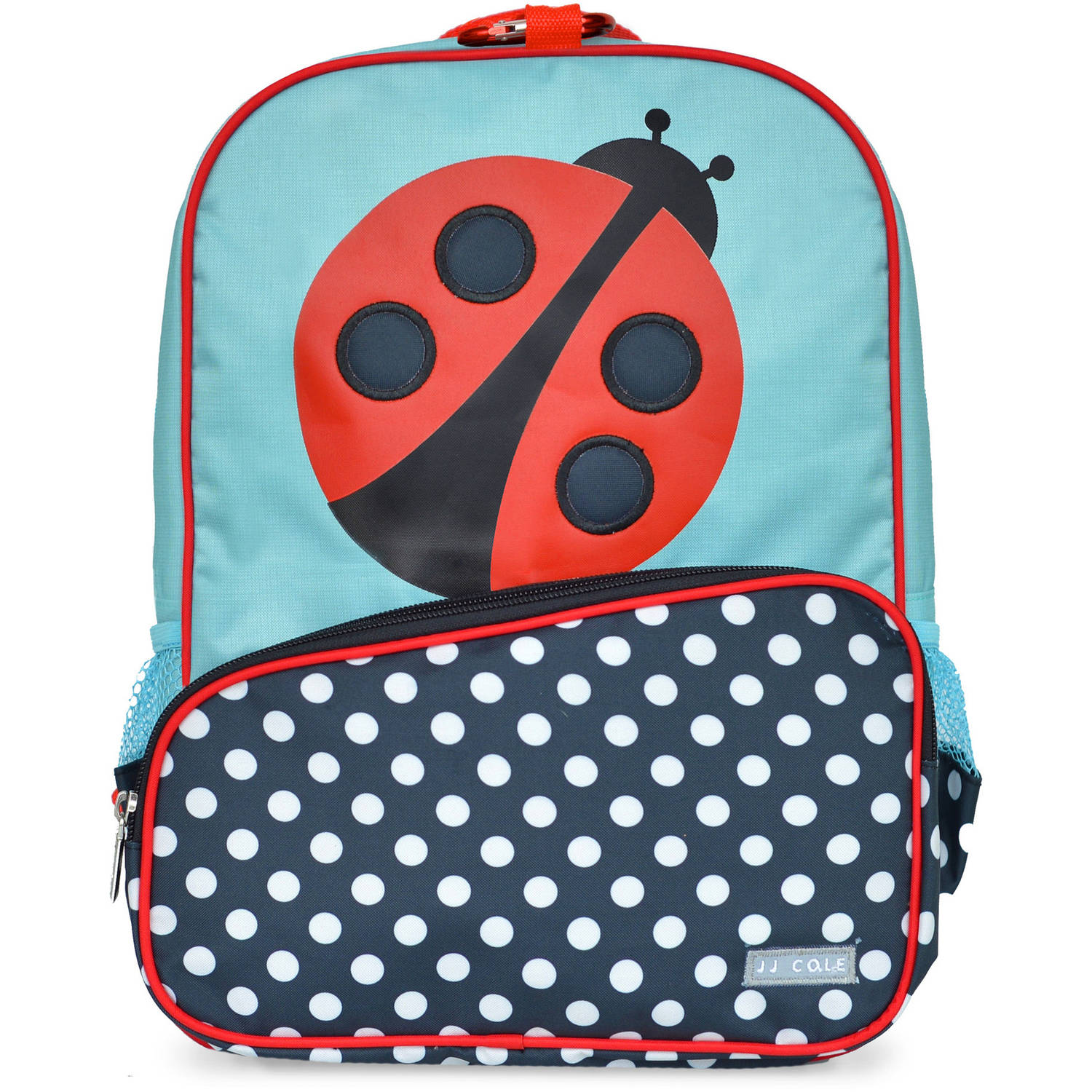 Little JJ Cole Toddler Backpack, Ladybug
