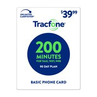 Tracfone $39.99 Basic Phone (Email Delivery)