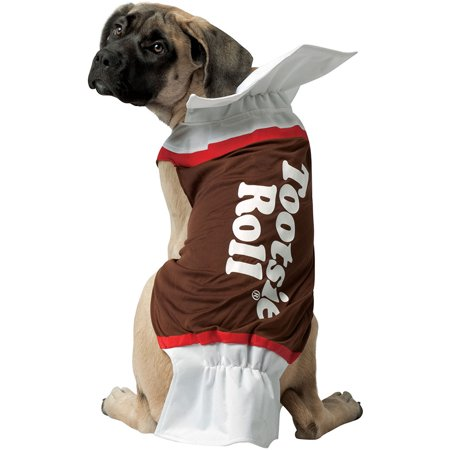 Tootsie Roll Halloween Costume (Tootsie Roll Dog Costume)