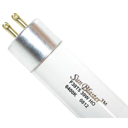 SunBlaster T5 HO 3 ft 6400K Replacement Lamp - 39w Ho T5 Lamp