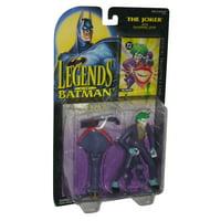 DC Comics Legends of Batman The Joker Kenner Figure w/ Snapping Jaw