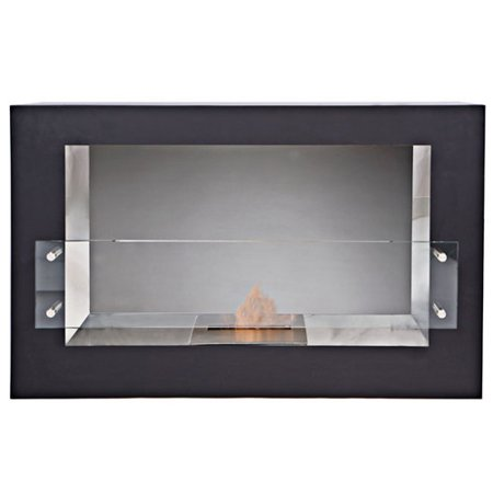 bioflame argento ethanol fuel fireplace