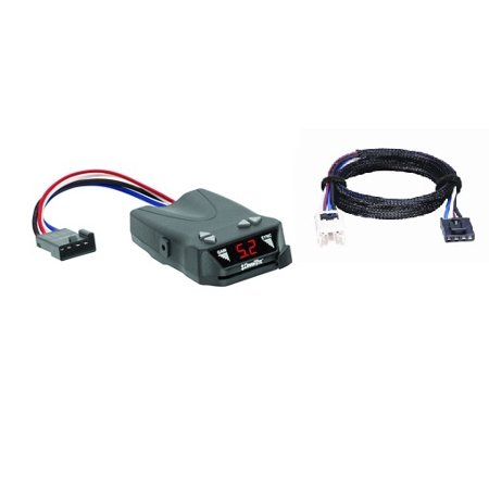 2005 - 2015 Nissan, Armada, All Styles  Electronic Brake Control, for 1 to 4 Axle Trailers, Timed Actuated