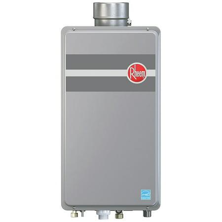 Rheem RTG-95DVLP-1 Direct Vent Low Nox Liquid Propane Tankless Water Heater for 2 - 3 Bathroom Homes