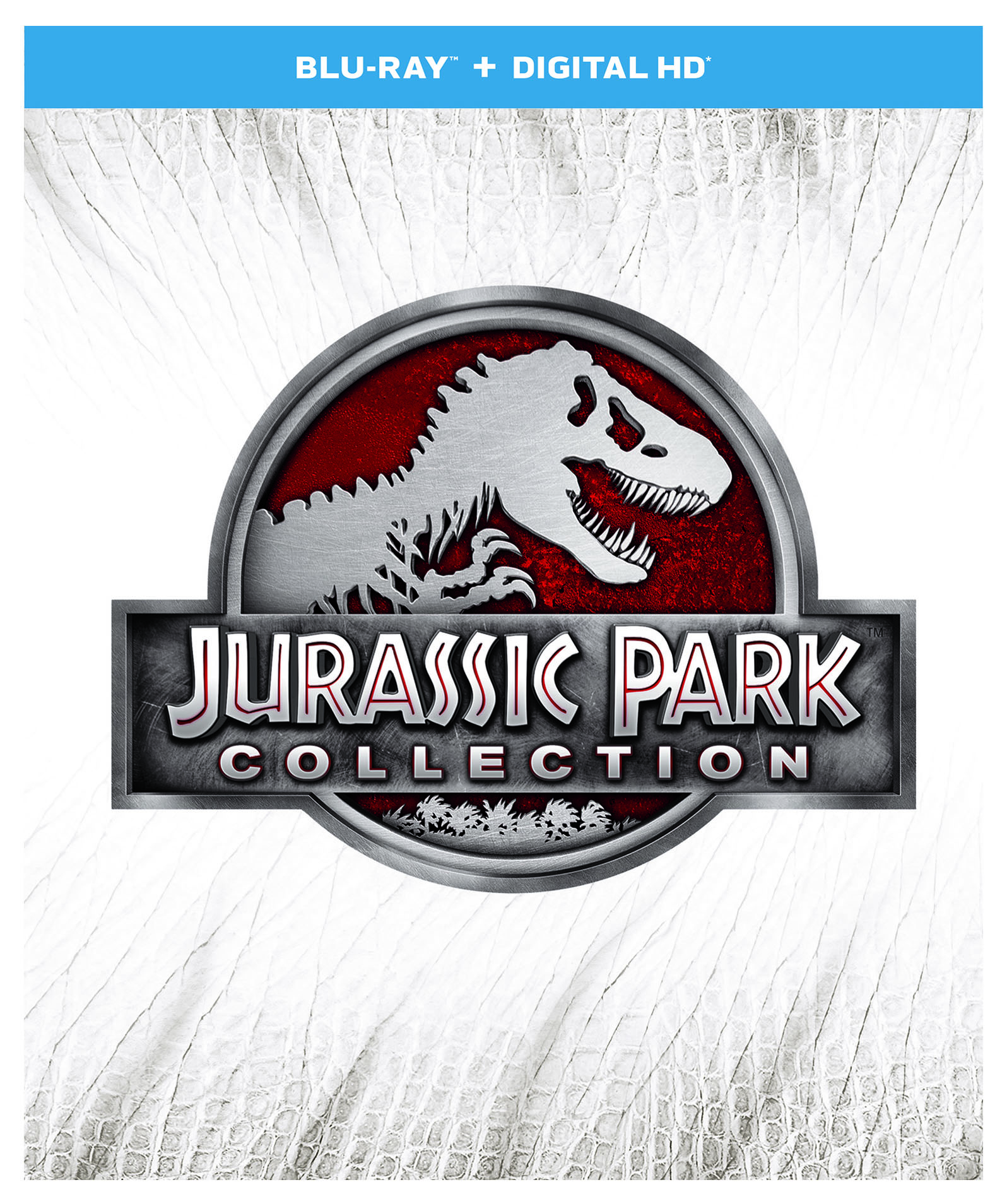 Jurassic Park Collection (Blu-ray + Digital HD) by Universal