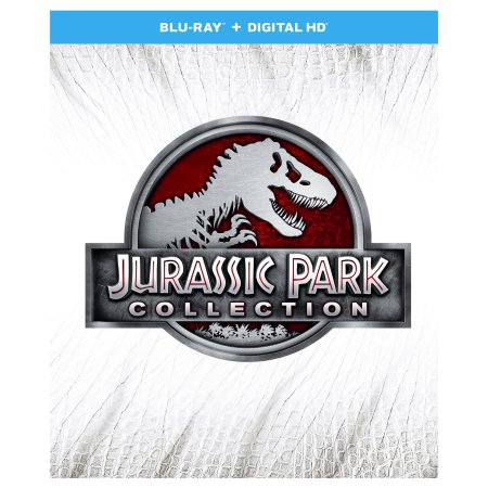 Jurassic Park Collection (Blu-ray + Digital HD)