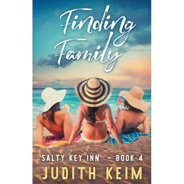 Salty Key Inn: Finding Family (Paperback)