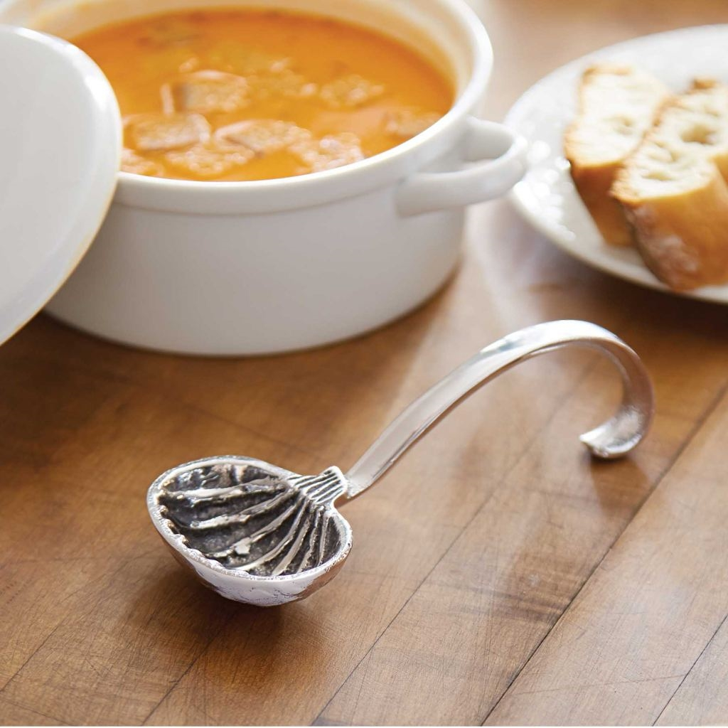 Mud Pie Gravy Ladle, Pumpkin Shaped