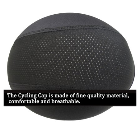Anti-UV Anti-sweat Quick Dry Helmet Cycling Cap Sports Hat Motorcycle Bike Riding Bicycles Cycling Hat Breathable - image 2 de 7