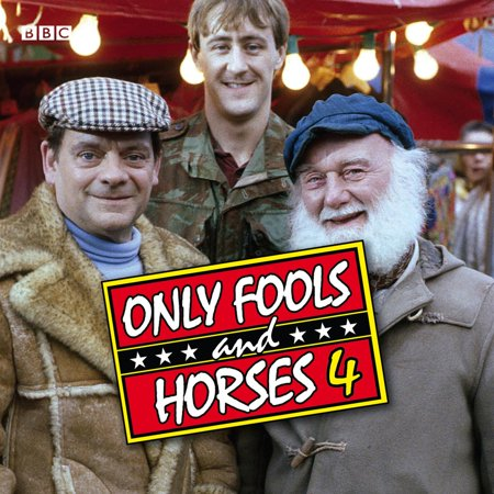 Only Fools And Horses 4 - Audiobook