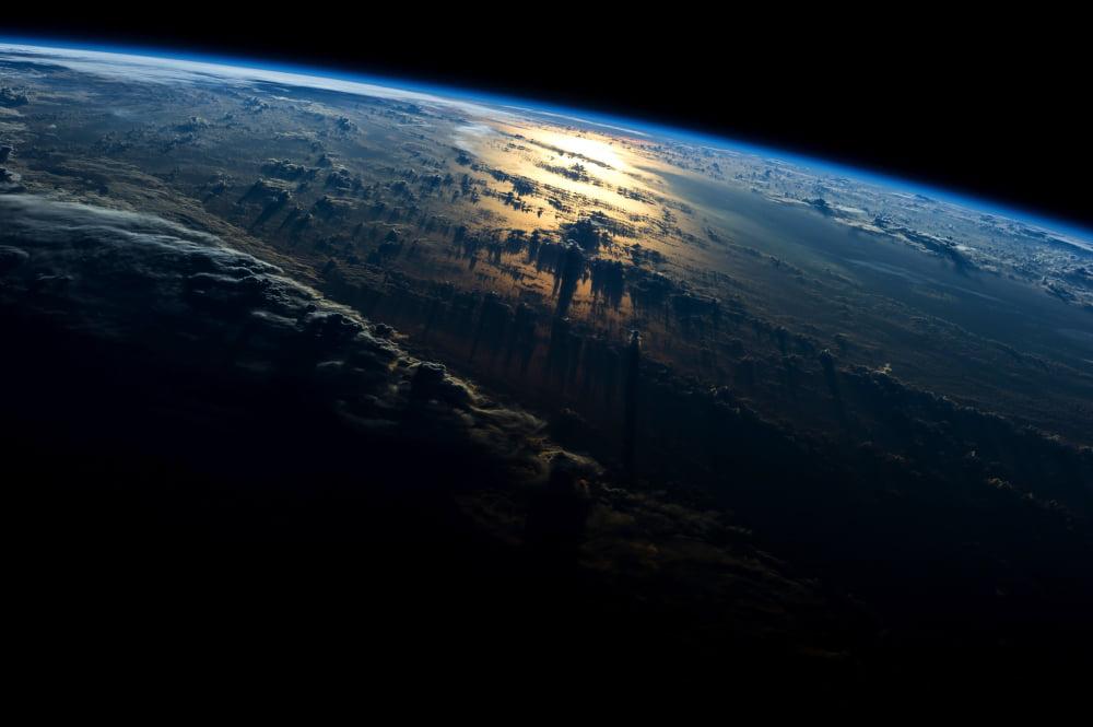 Earth Satellite View Globe Africa Space | Global Trade ... |Satellite View Earth Via