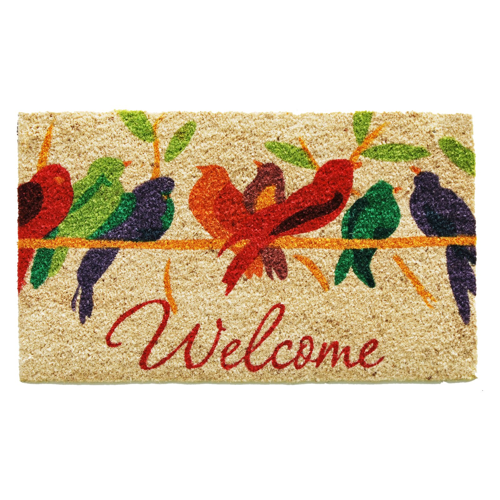 Home & More Welcome Doormat