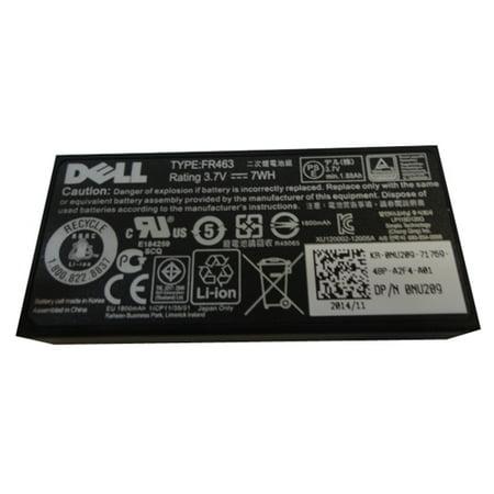 Dell PowerEdge 1900 1950 2950 Server Raid Controller Battery Backup Unit for PERC 5i 6i NU209 P9110 U8735 FR463