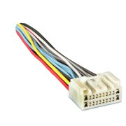 Metra 71 8113 Reverse Wiring Harness For Select 2000 2006 Toyota And Lexus Vehicles