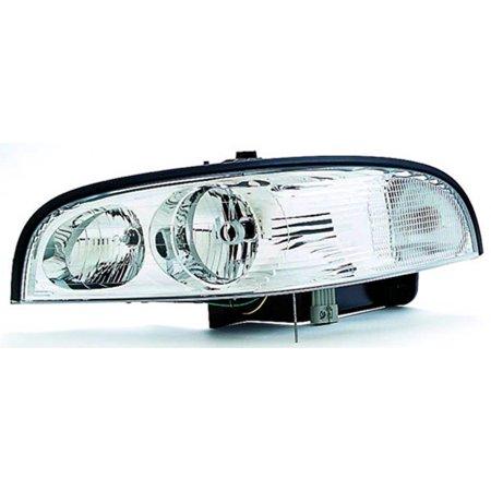 1997-2005 Buick Park Avenue  Driver Side Left Head Lamp Assembly (Park Avenue Headlamp Headlight Lamp)