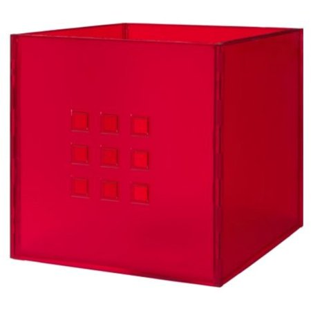 ikea storage box red. Black Bedroom Furniture Sets. Home Design Ideas