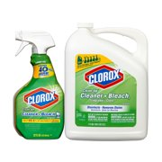 Clorox Clean Up Bleach Cleaner (32 oz. Spray Bottle and 180 oz. Refill)