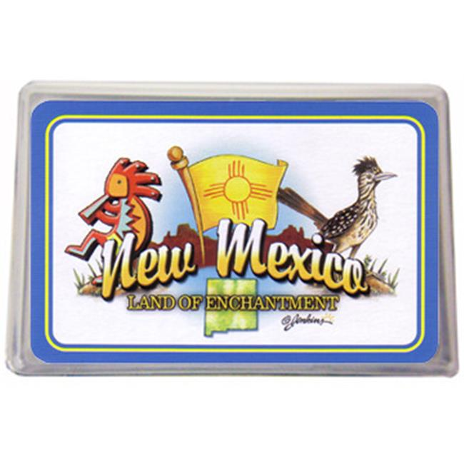 DDI 382392 New Mexico Playing Cards Element Case Of 96